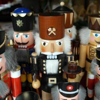 Nussknacker - Weihnachtsmarkt Zürich