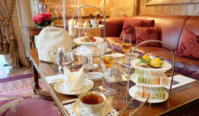 Regent Berlin Viktorianischer Afternoon Tea