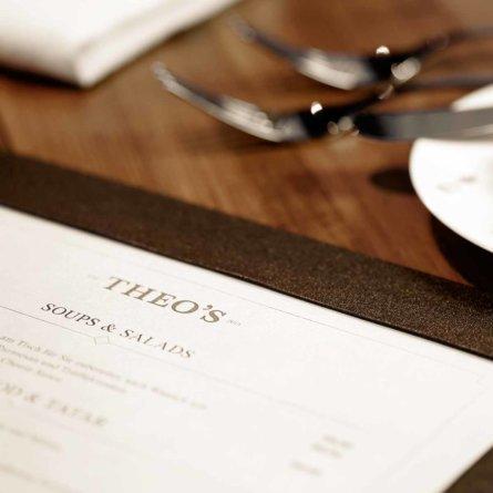 Restaurant Theo's in Hamburg