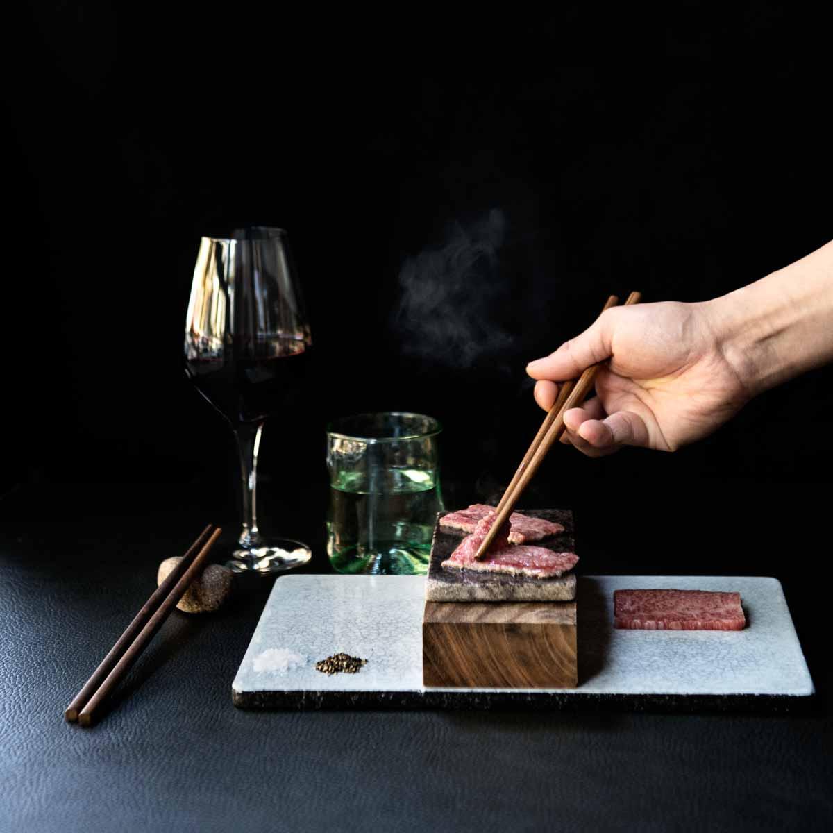 Silvester Menü im Sticks'n'Sushi Berlin-6