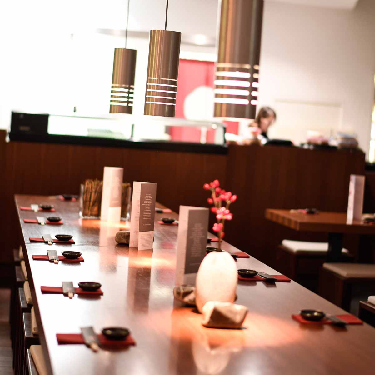 Sushi Restaurant Sushiya Sansaro München-2