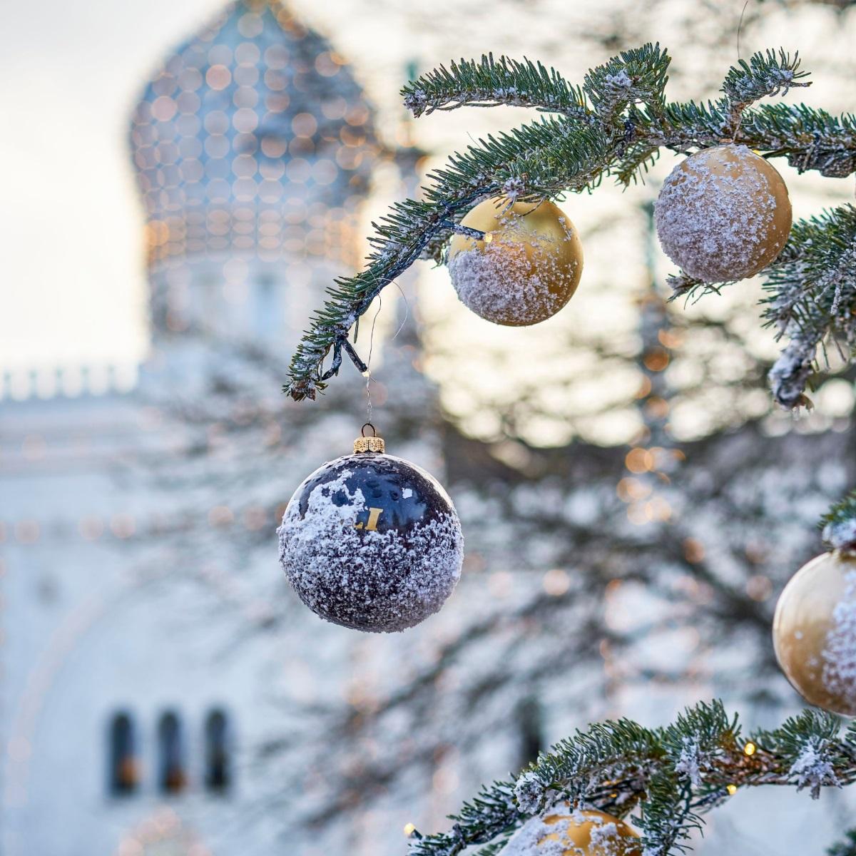 Weihnachten im Tivoli Kopenhagen 2
