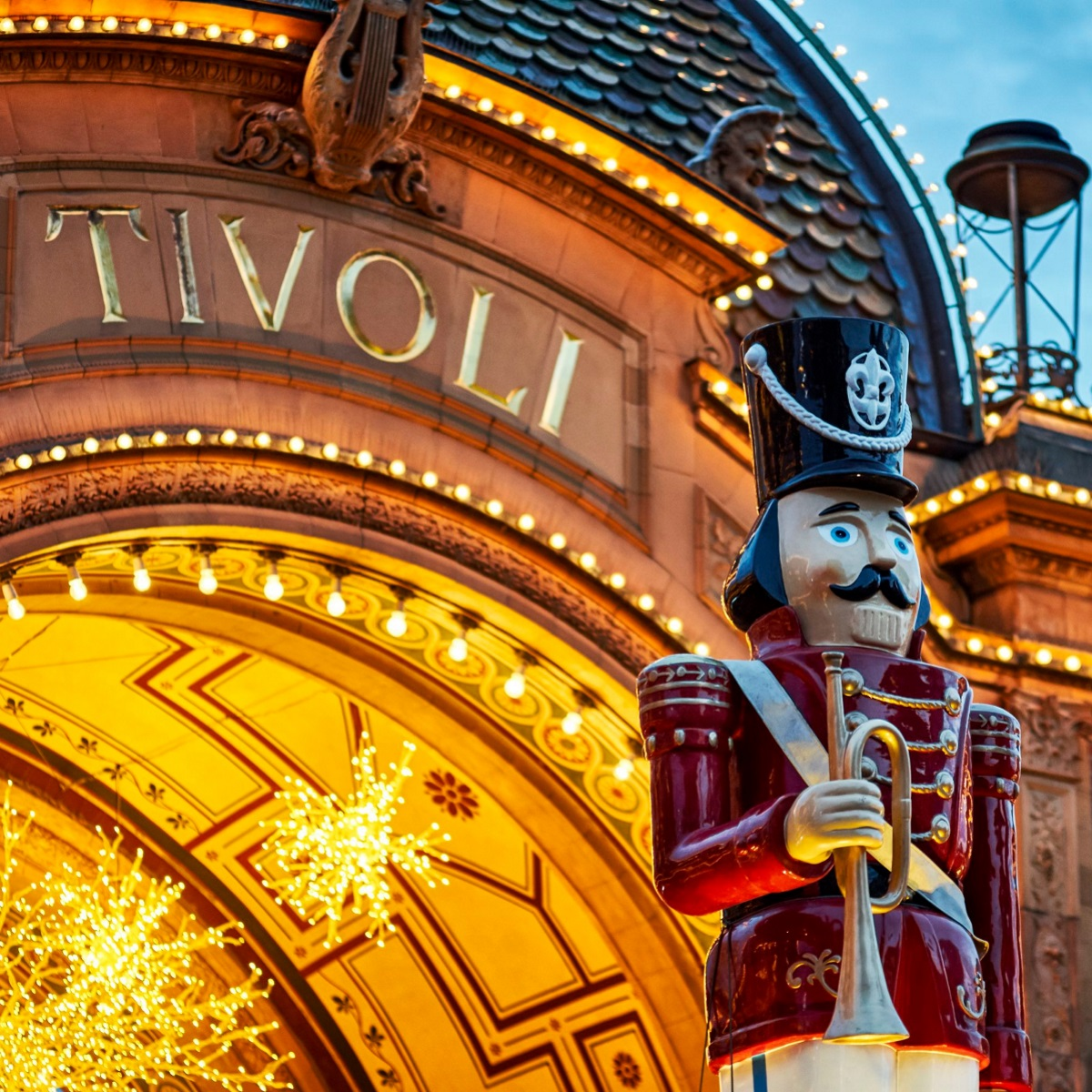 Weihnachten im Tivoli Kopenhagen 3