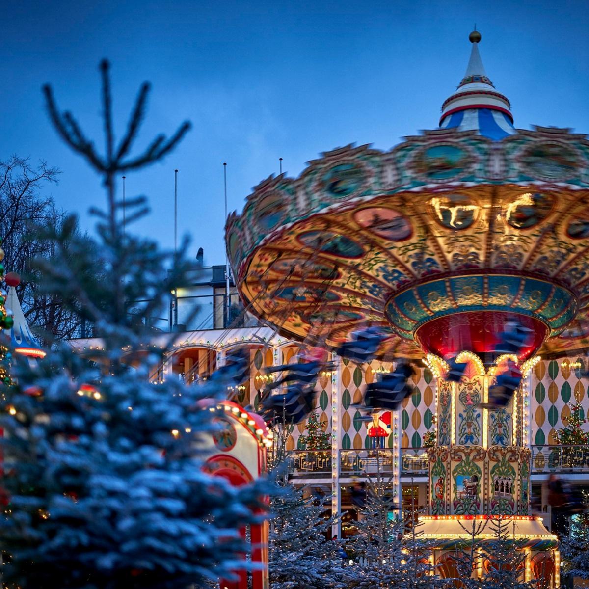 Weihnachten im Tivoli Kopenhagen 4