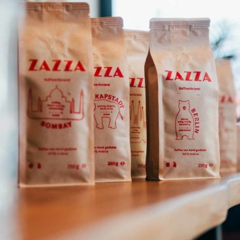 Zazza Kaffeerösterei in Berlin Kreuzberg