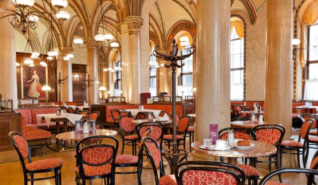 Café Central im Palais Ferstel Wien-2