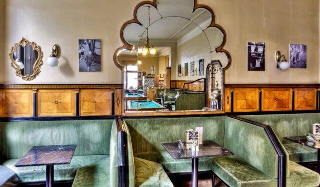 Cafe Goldegg in Wien