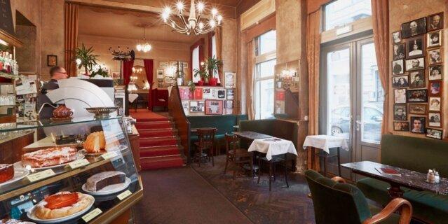 Café Jelinek in Wien