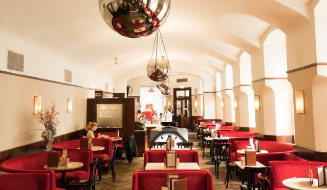 Café Museum in Wien