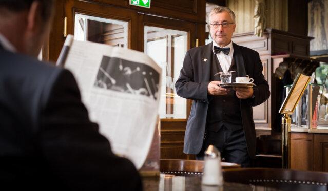 Café Schwarzenberg in Wien