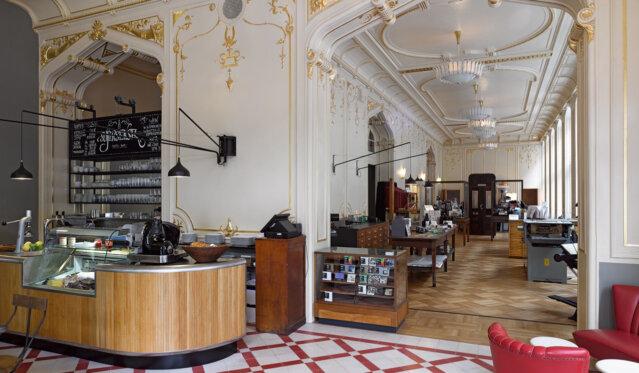 Café Supersense in Wien