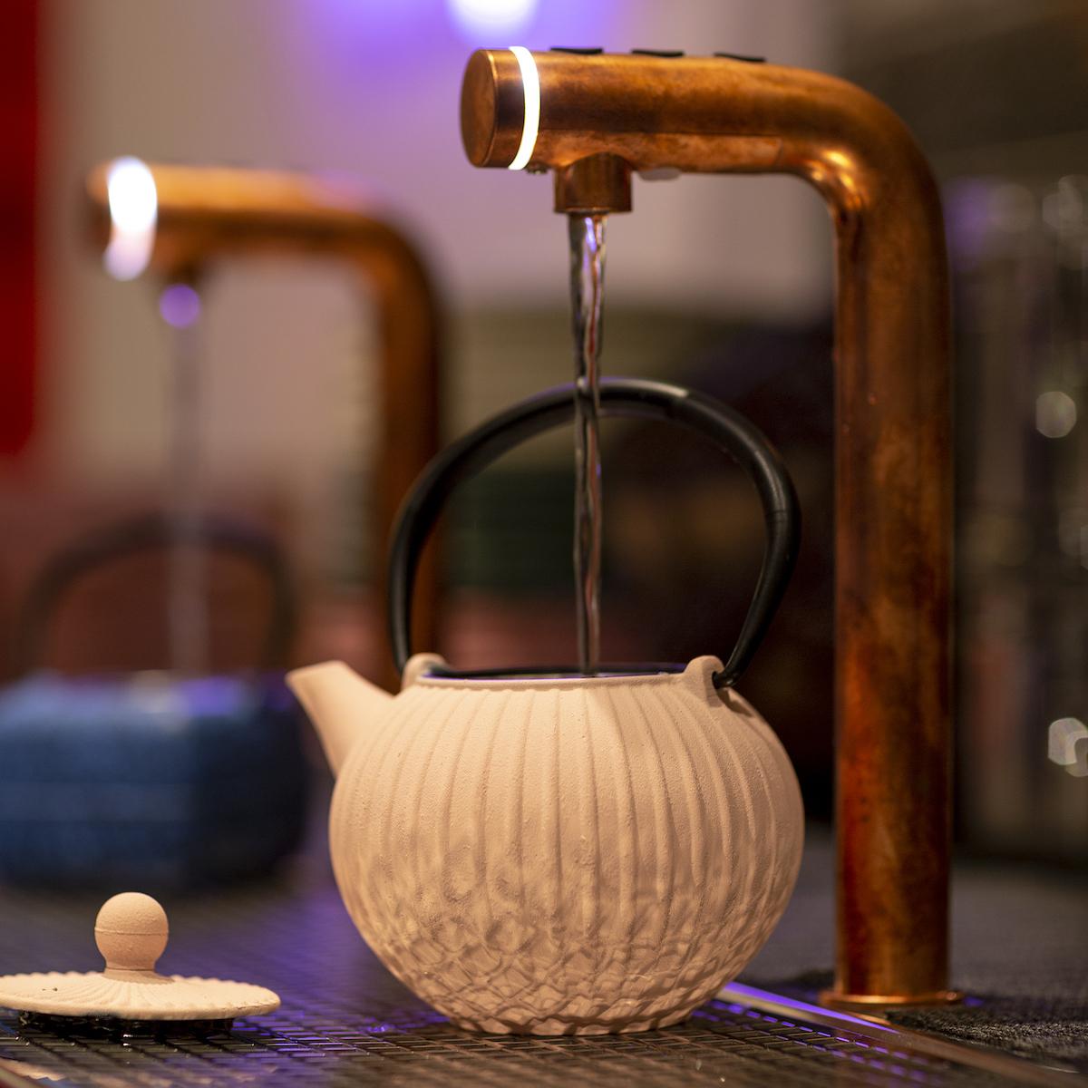 Chaadin Teahouse_Teezubereitung_München