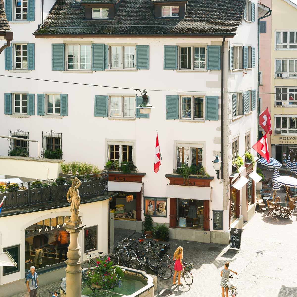En Soie Concept Store in Zürich-1