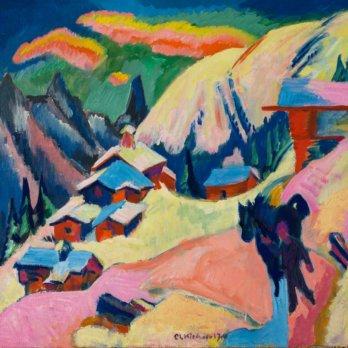 Ernst Ludwig Kirchner im Brücke-Museum