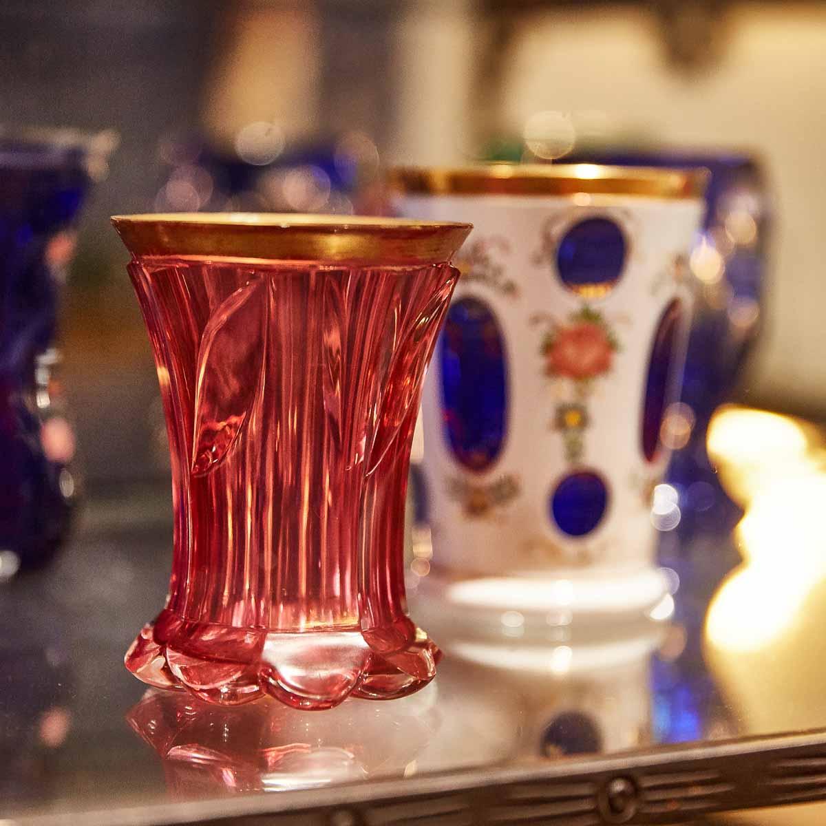 Gläser bei Design Roomers Zürich