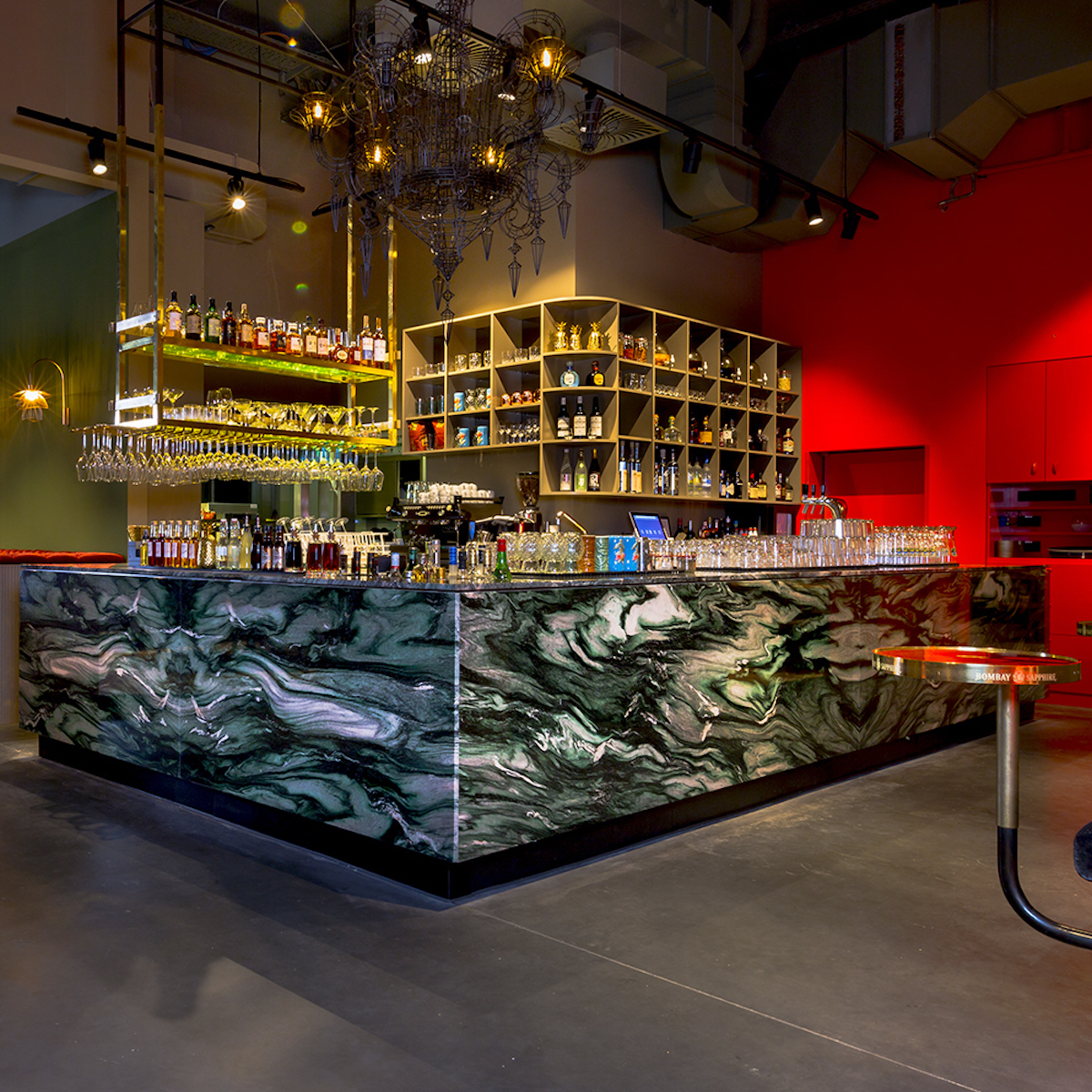 Jaadin Grillhouse München_Bar