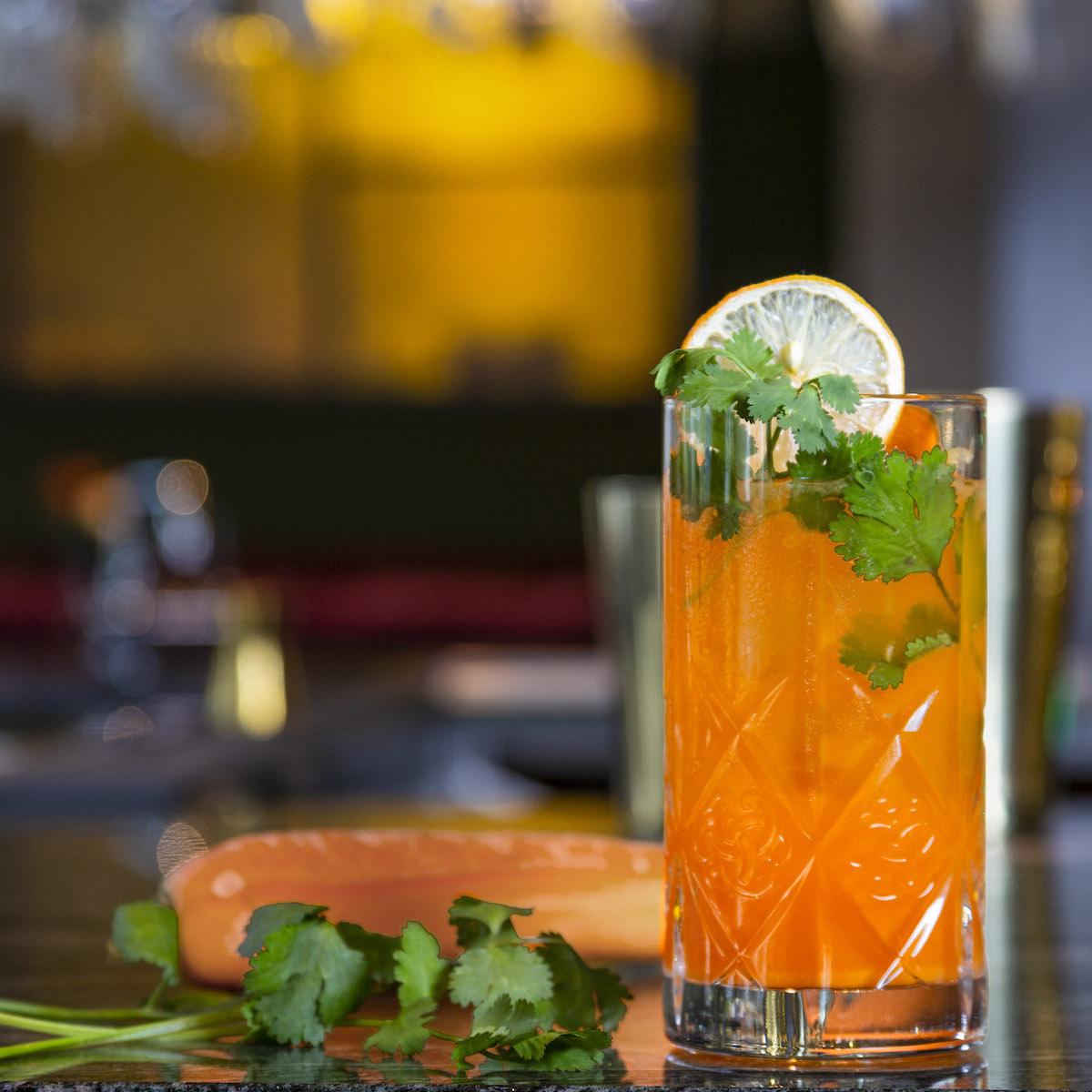 Jaadin Grillhouse München_Pumpkin Blossom_Cocktail