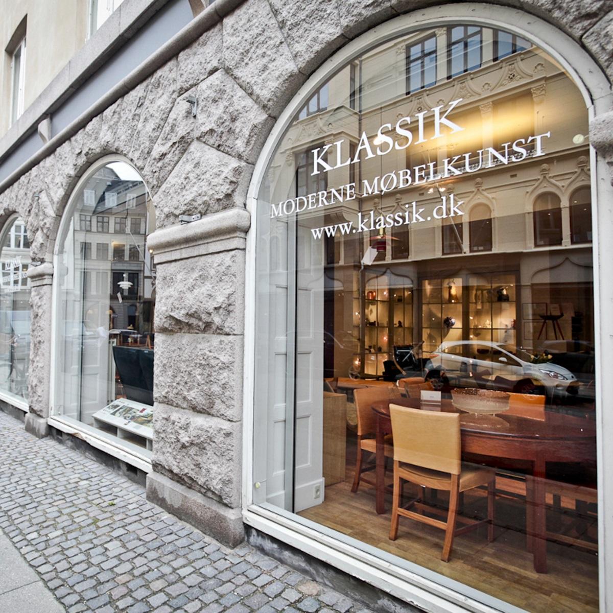 Klassik Original Danische Designermobel In Kopenhagen Kopenhagen