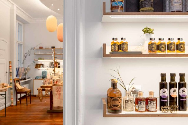 Muoto Café & Concept Store Berlin