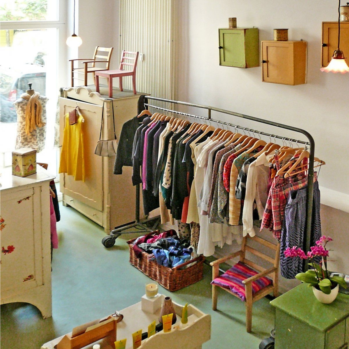 Secondhandshop Soeur In Prenzlauer Berg Creme Berlin Berlin