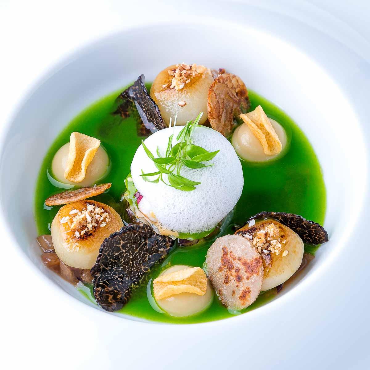 © Andreas Krolik Restaurant Lafleur