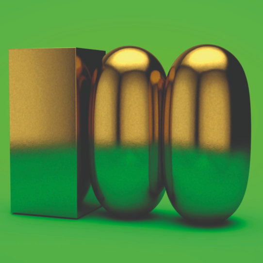 100 Jahre Bauhaus Logo