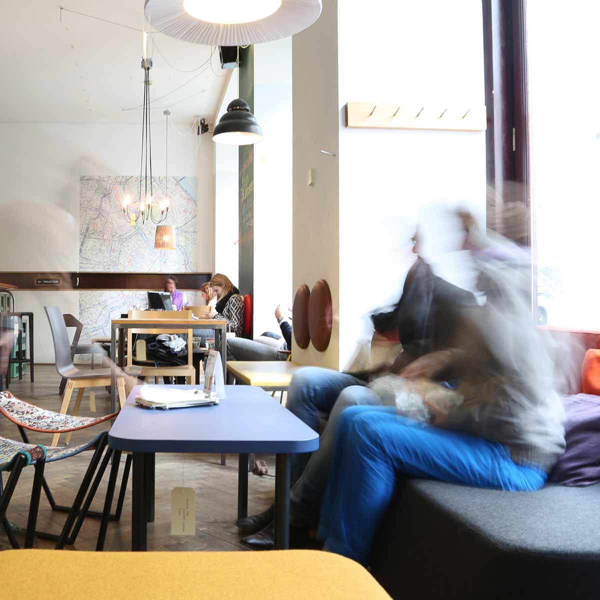 Café Das Möbel in Wien