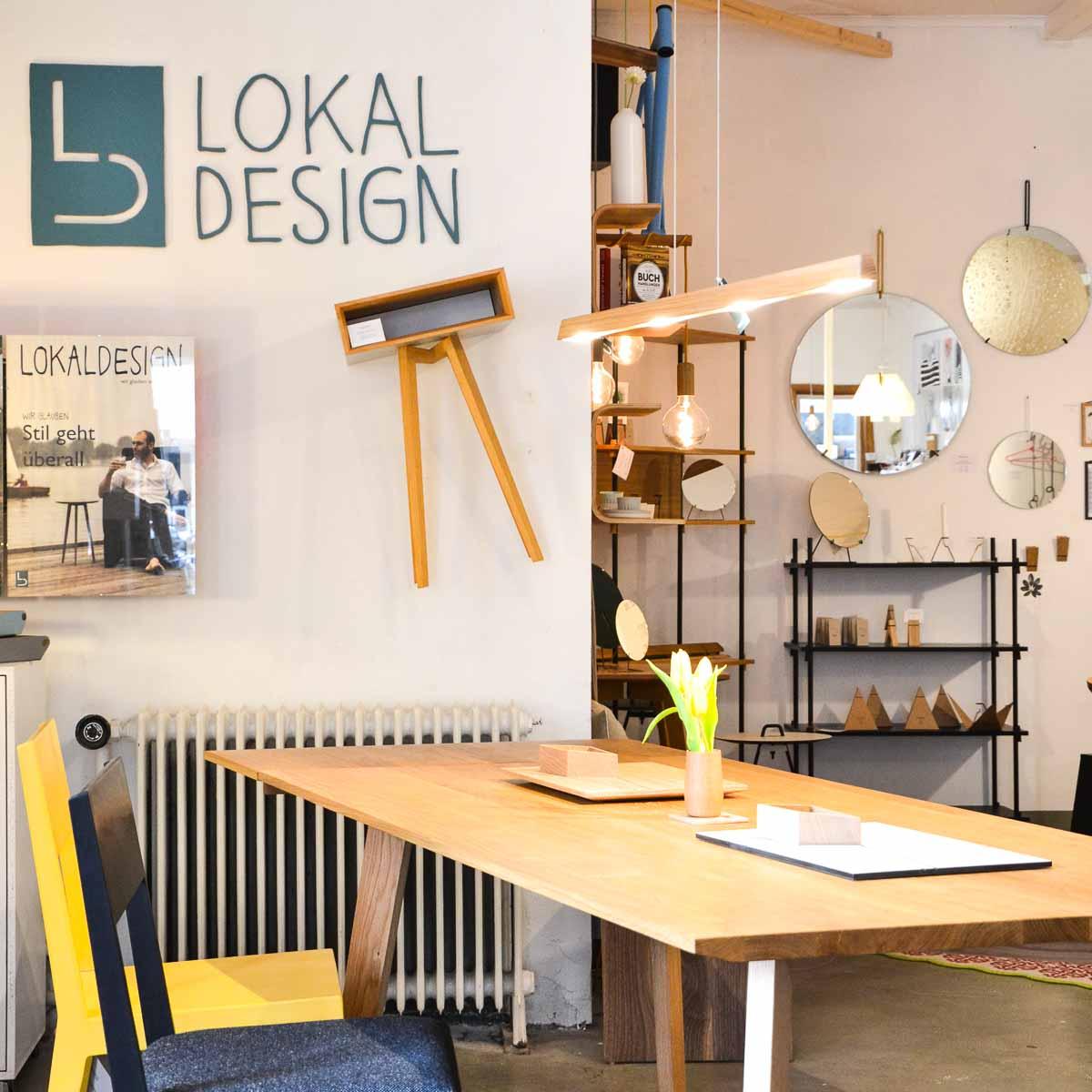 Concept Store Lokaldesign in Hamburg