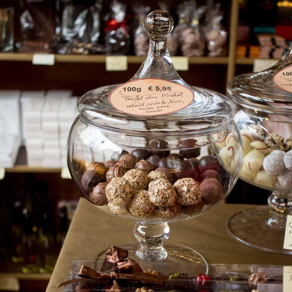Das süße Leben Schokoladen & Pralinen in Berlin-Schöneberg-2