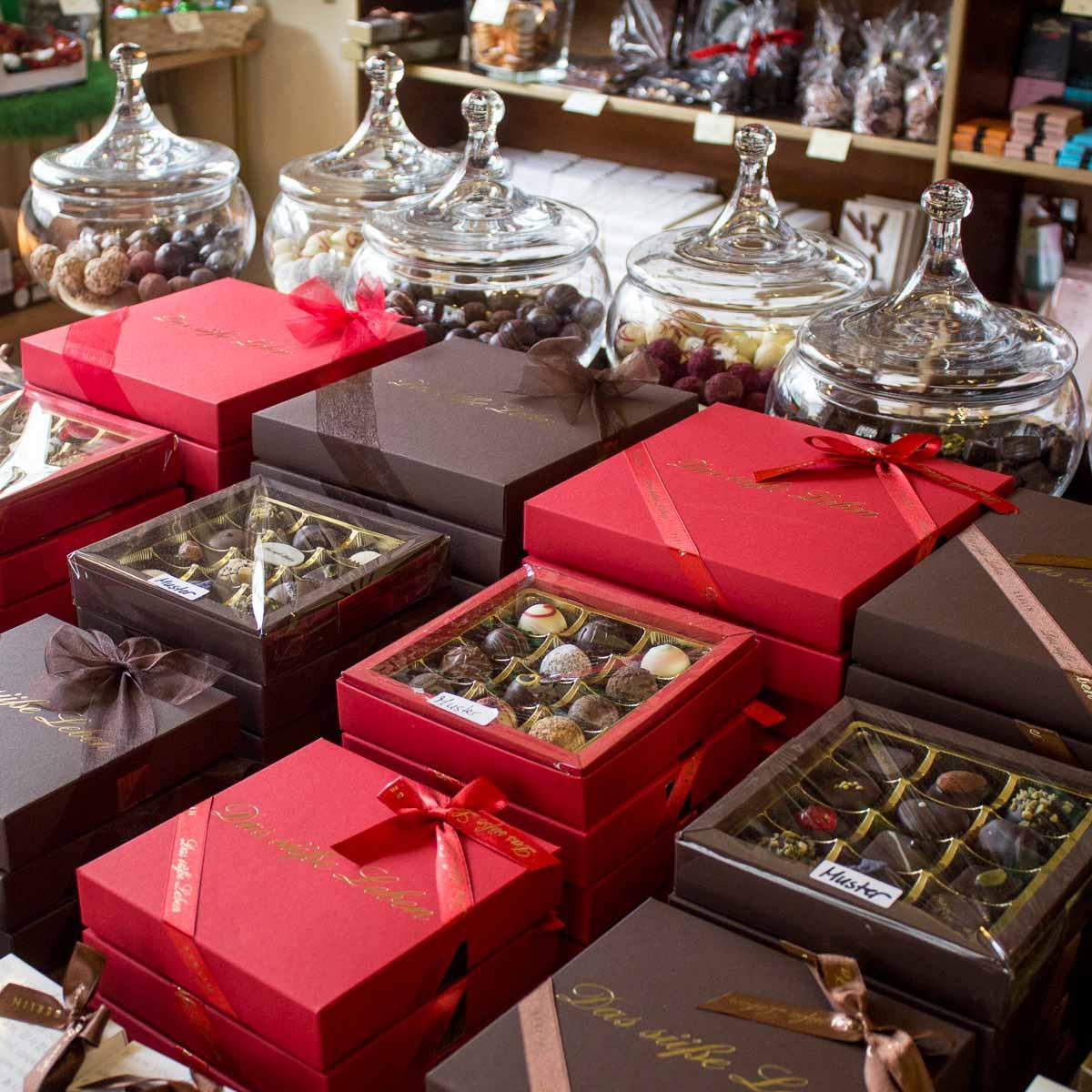 Das süße Leben Schokoladen & Pralinen in Berlin-Schöneberg-3