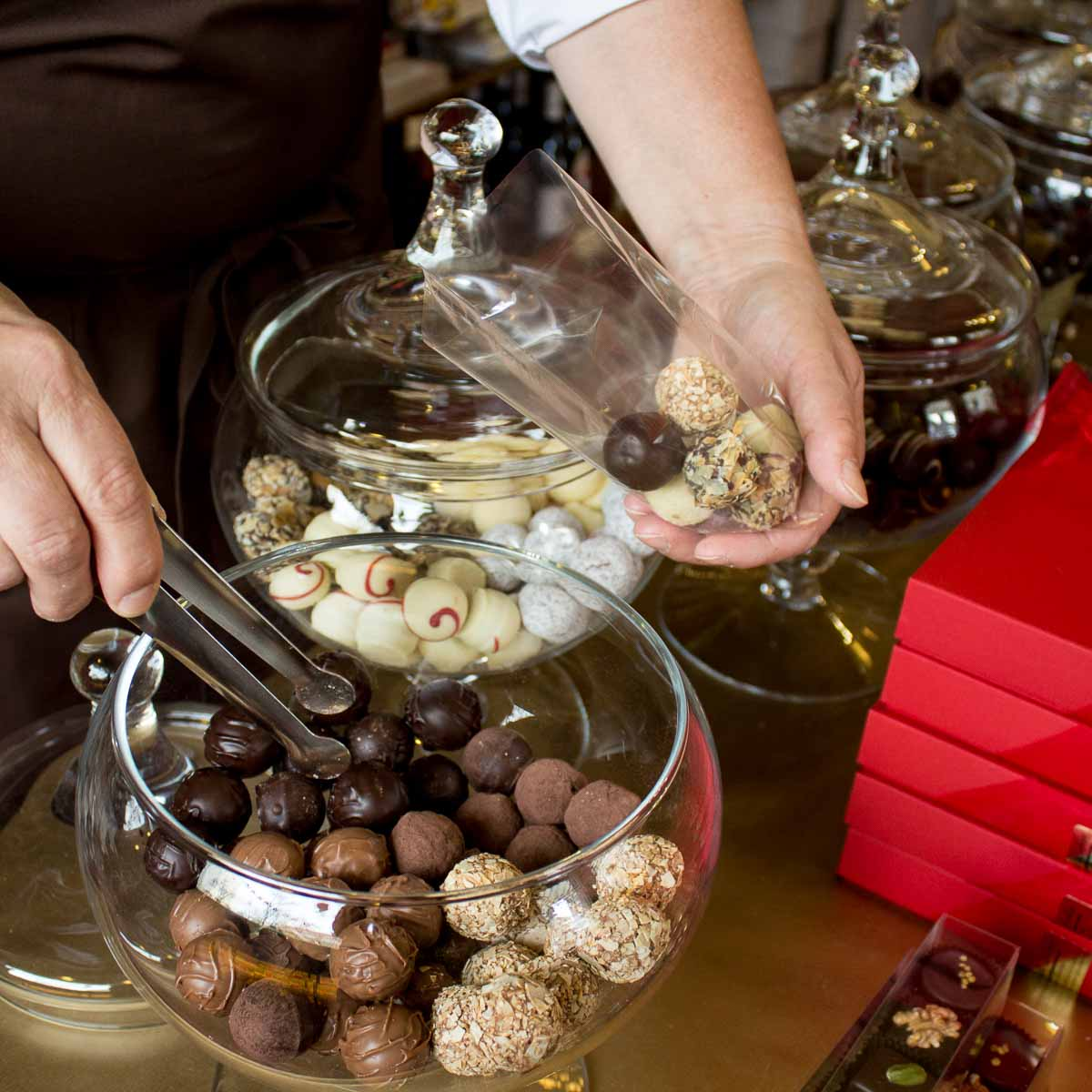 Das süße Leben Schokoladen & Pralinen in Berlin-Schöneberg-7