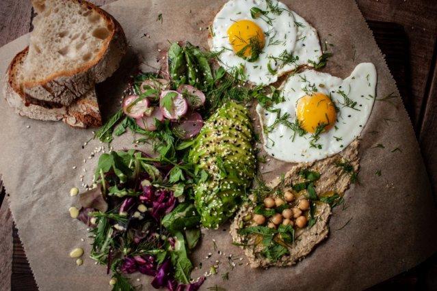 Frühstück im Roamers Berlin