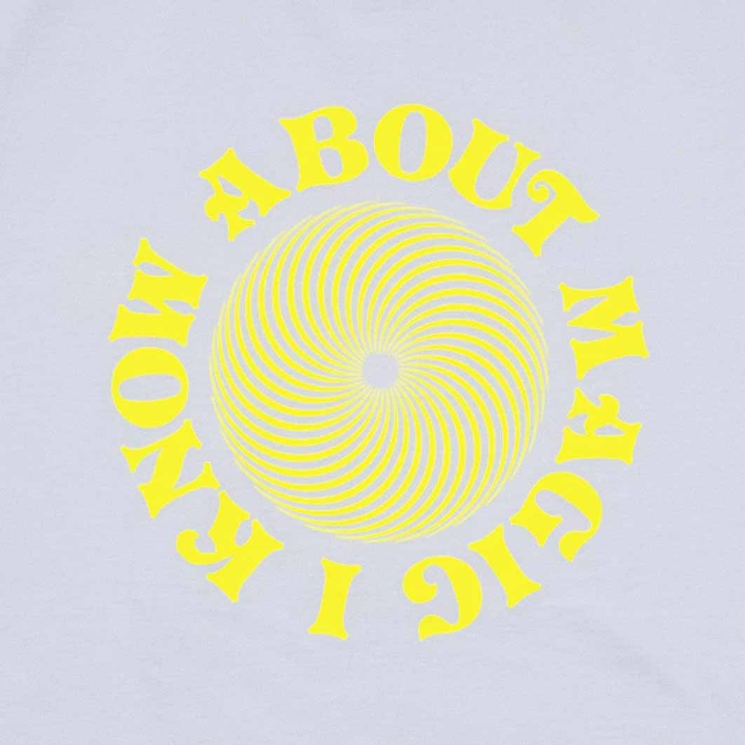 Goldwood Berlin T-Shirt Swirl gelb