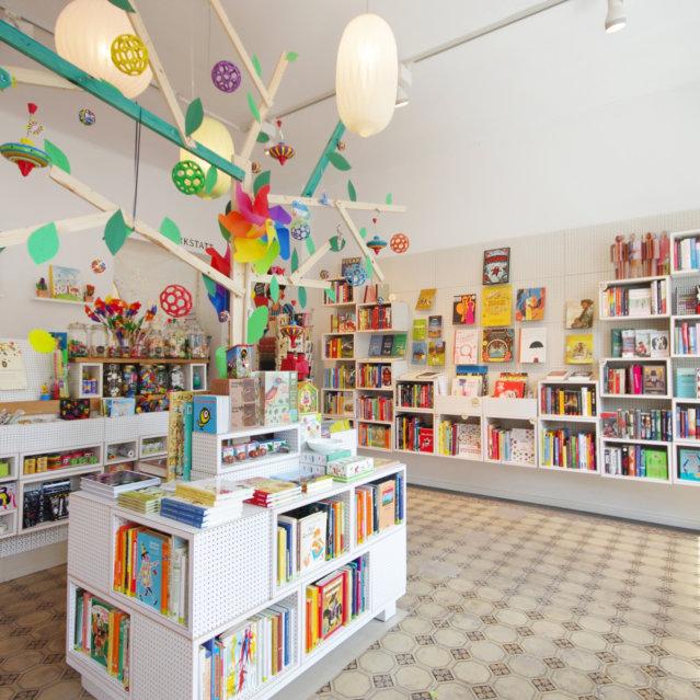 Kinderbuchhandlung Krumulus Berlin