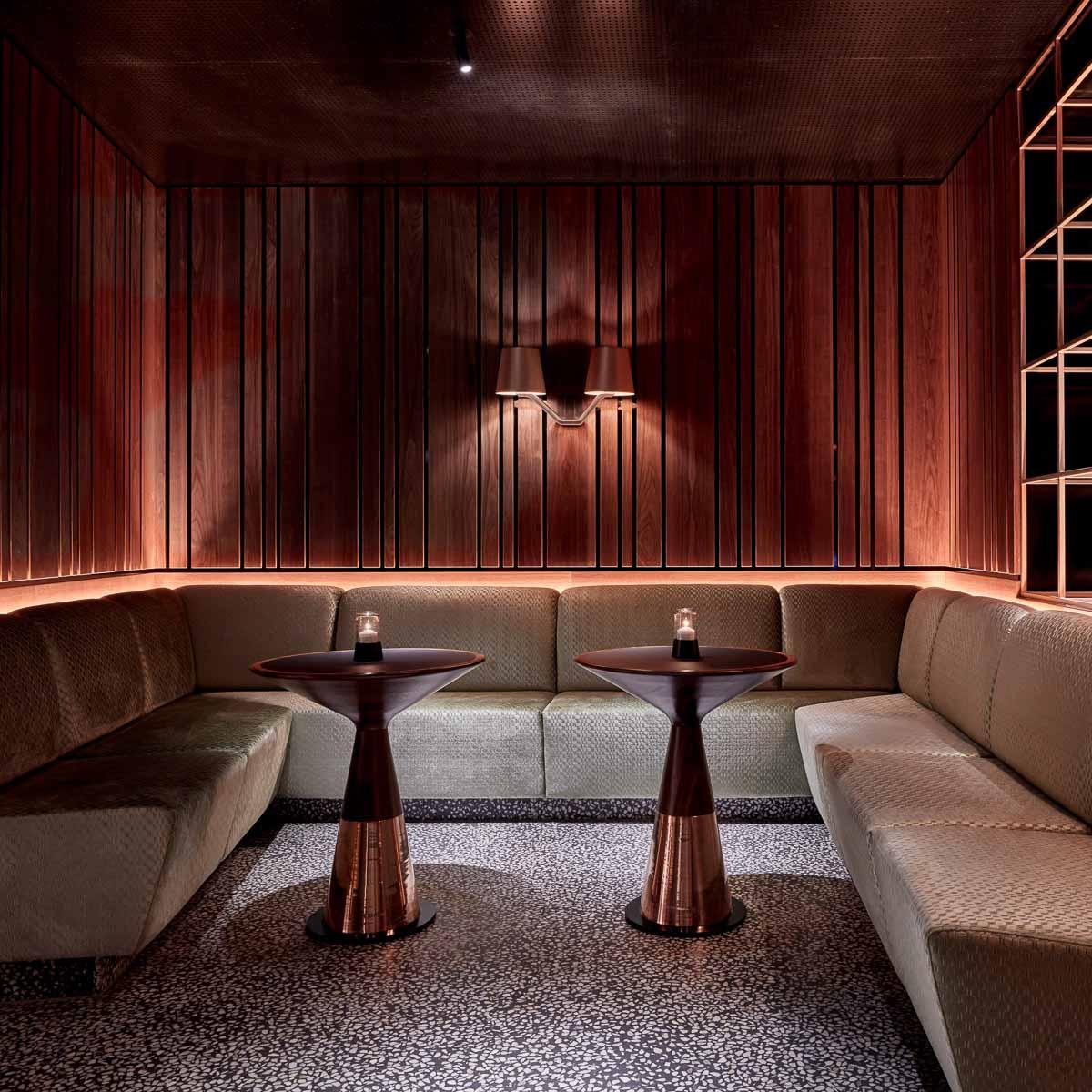 Restaurant Bistro Porto im Hotel Das Triest Wien-1