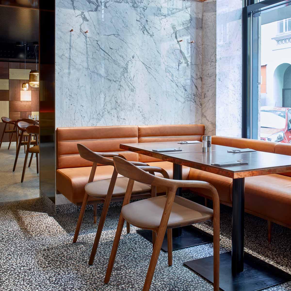 Restaurant Bistro Porto im Hotel Das Triest Wien-14