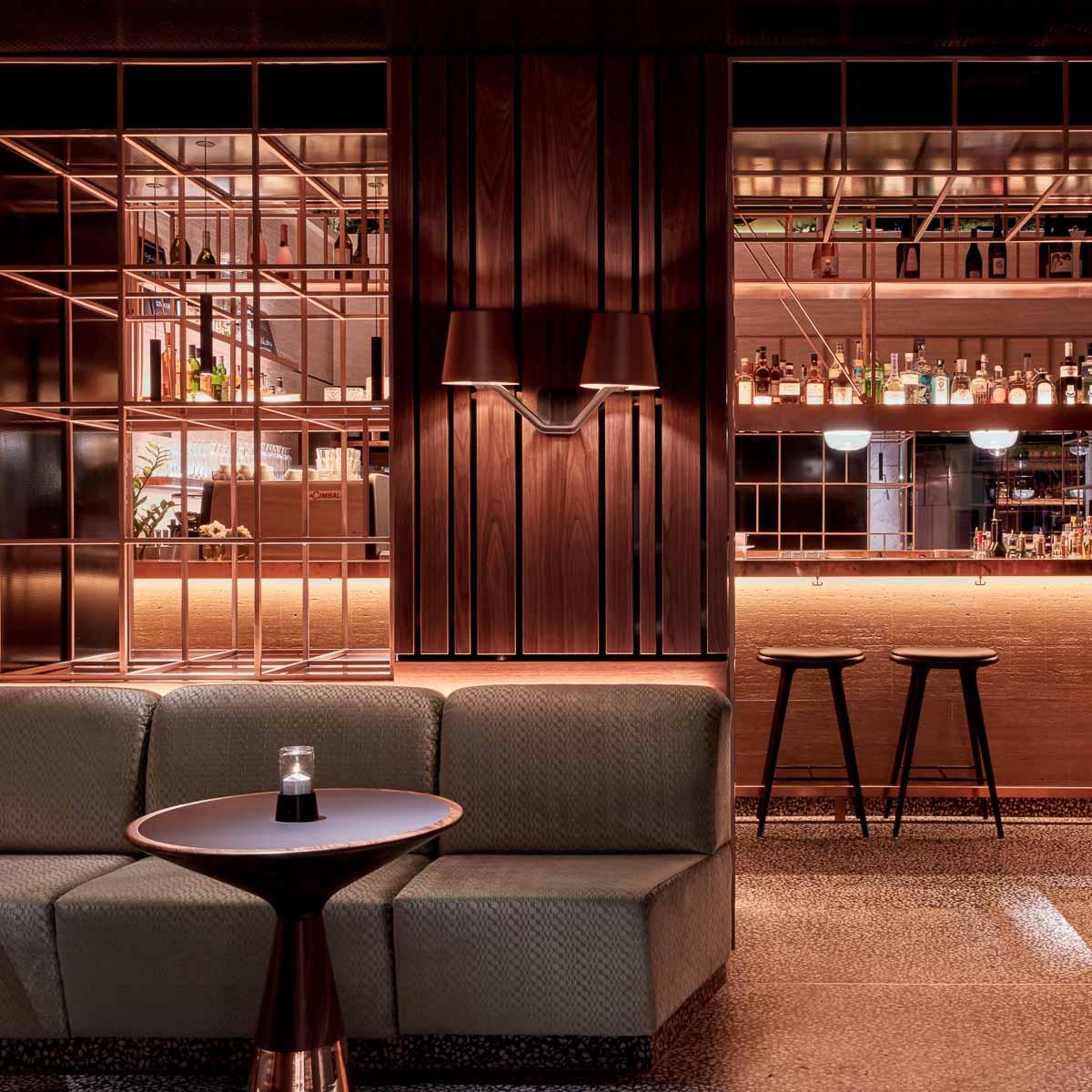 Restaurant Bistro Porto im Hotel Das Triest Wien-2