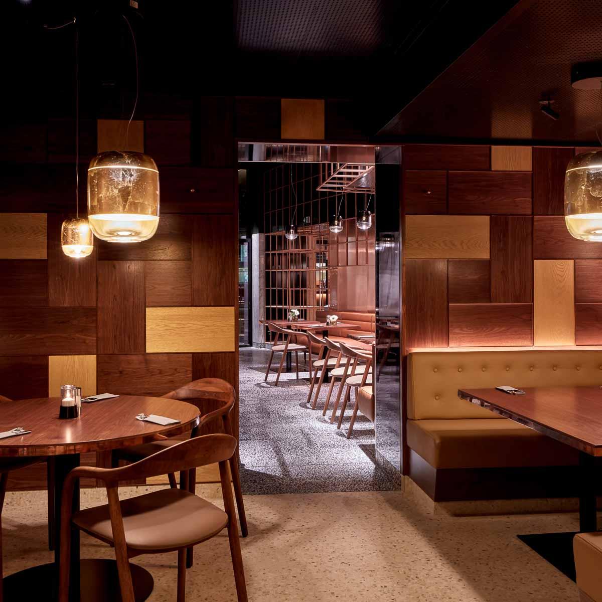 Restaurant Bistro Porto im Hotel Das Triest Wien-4