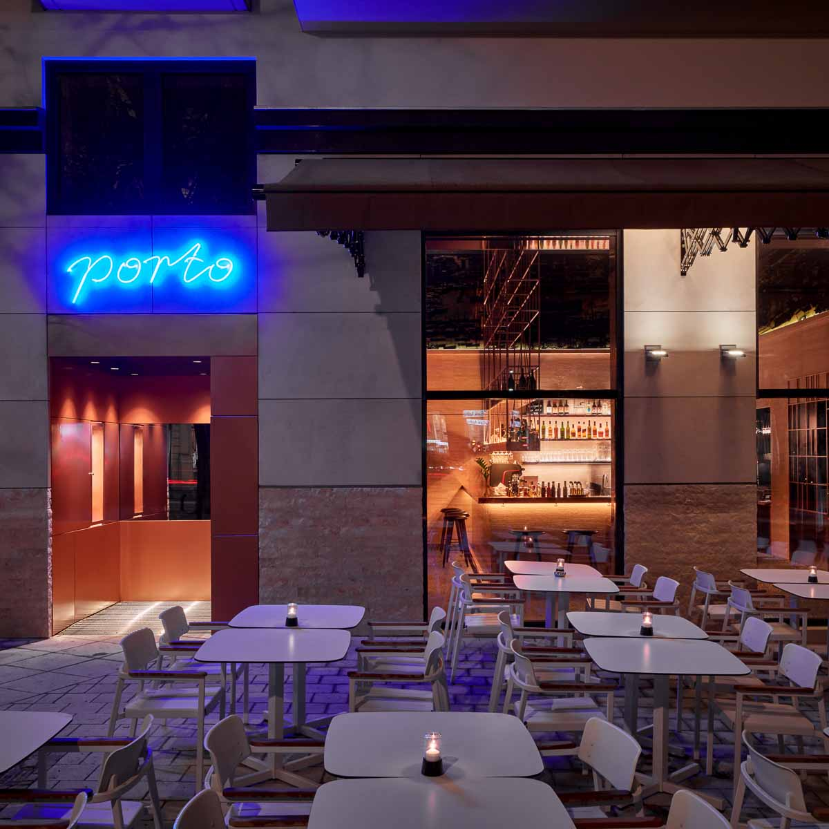 Restaurant Bistro Porto im Hotel Das Triest Wien-5