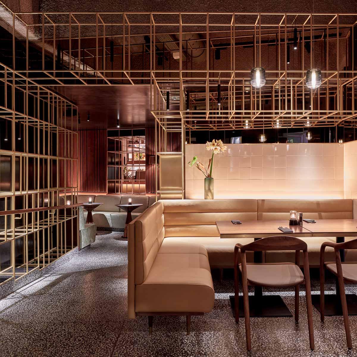 Restaurant Bistro Porto im Hotel Das Triest Wien-6