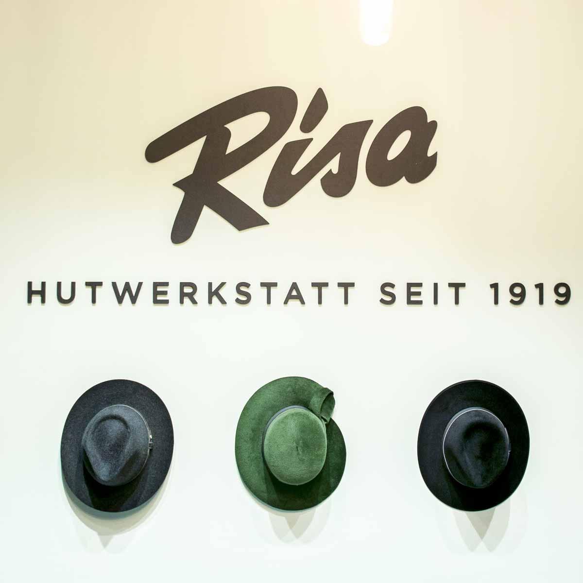 Risa Hutwerkstatt Zürich