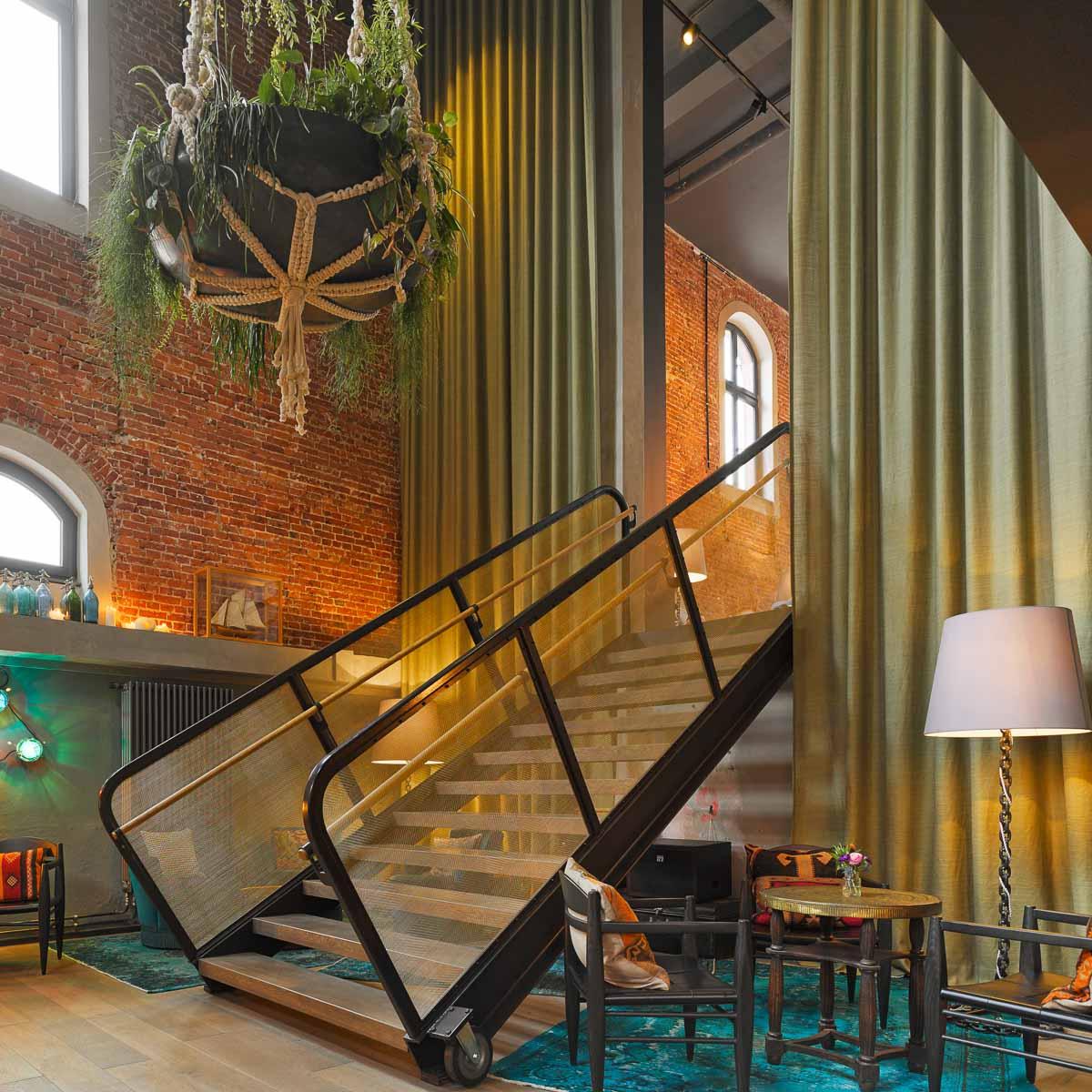 25Hours Hotel Hafenamt in Hamburg-7