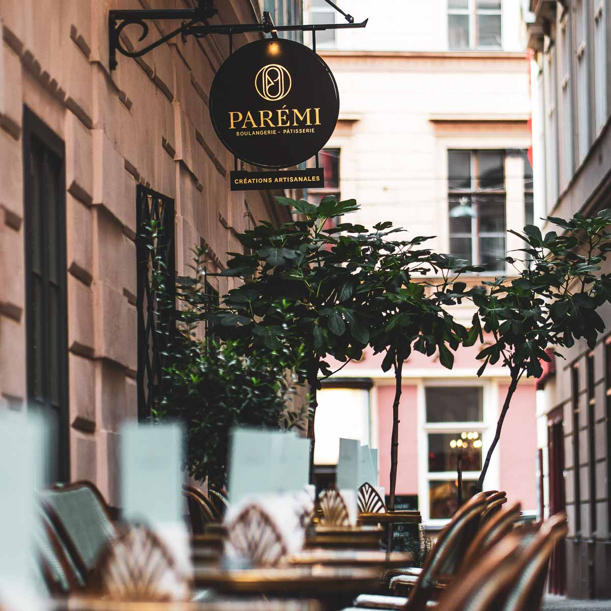 Bäckerei Paremi Wien-1