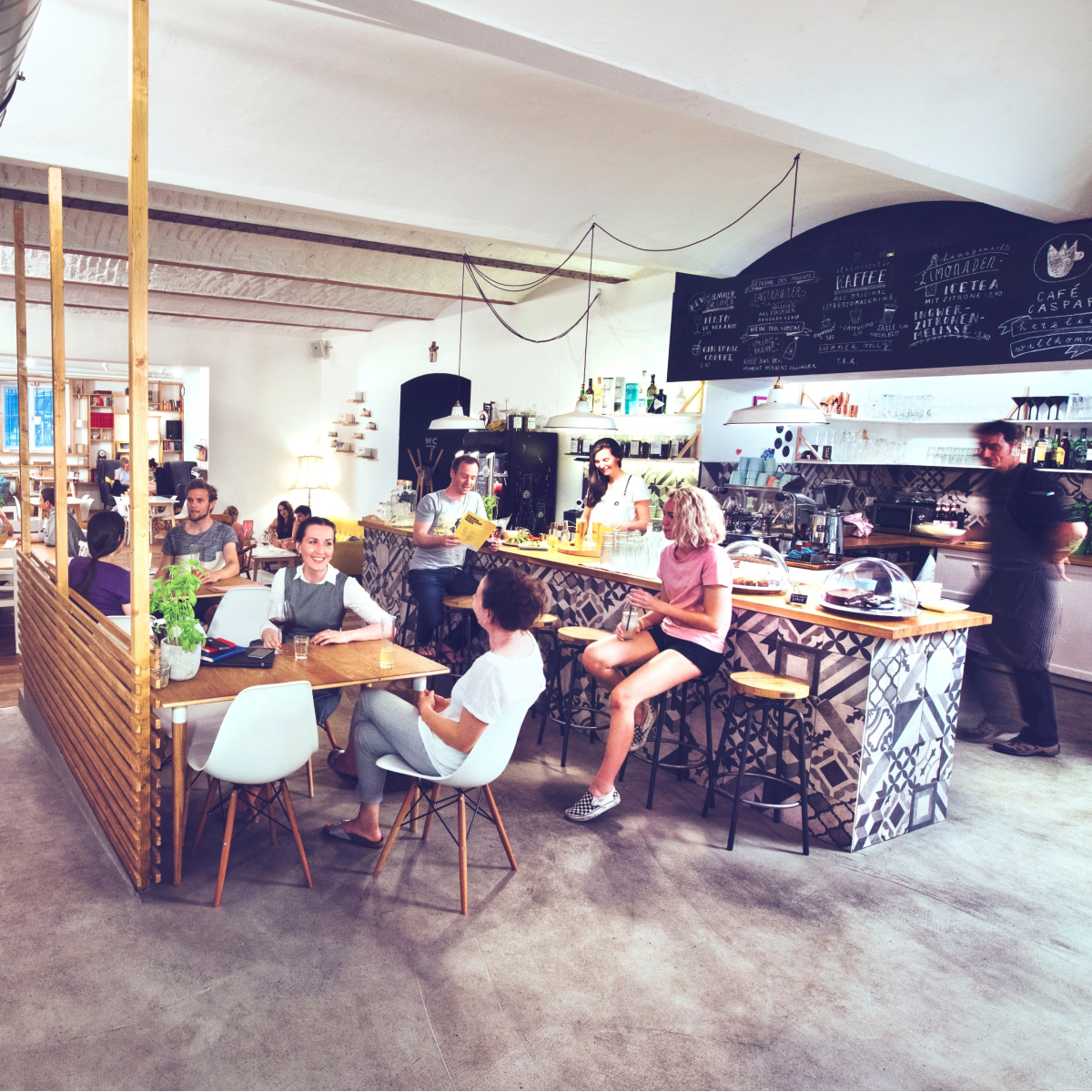Café Caspar Wien (1)