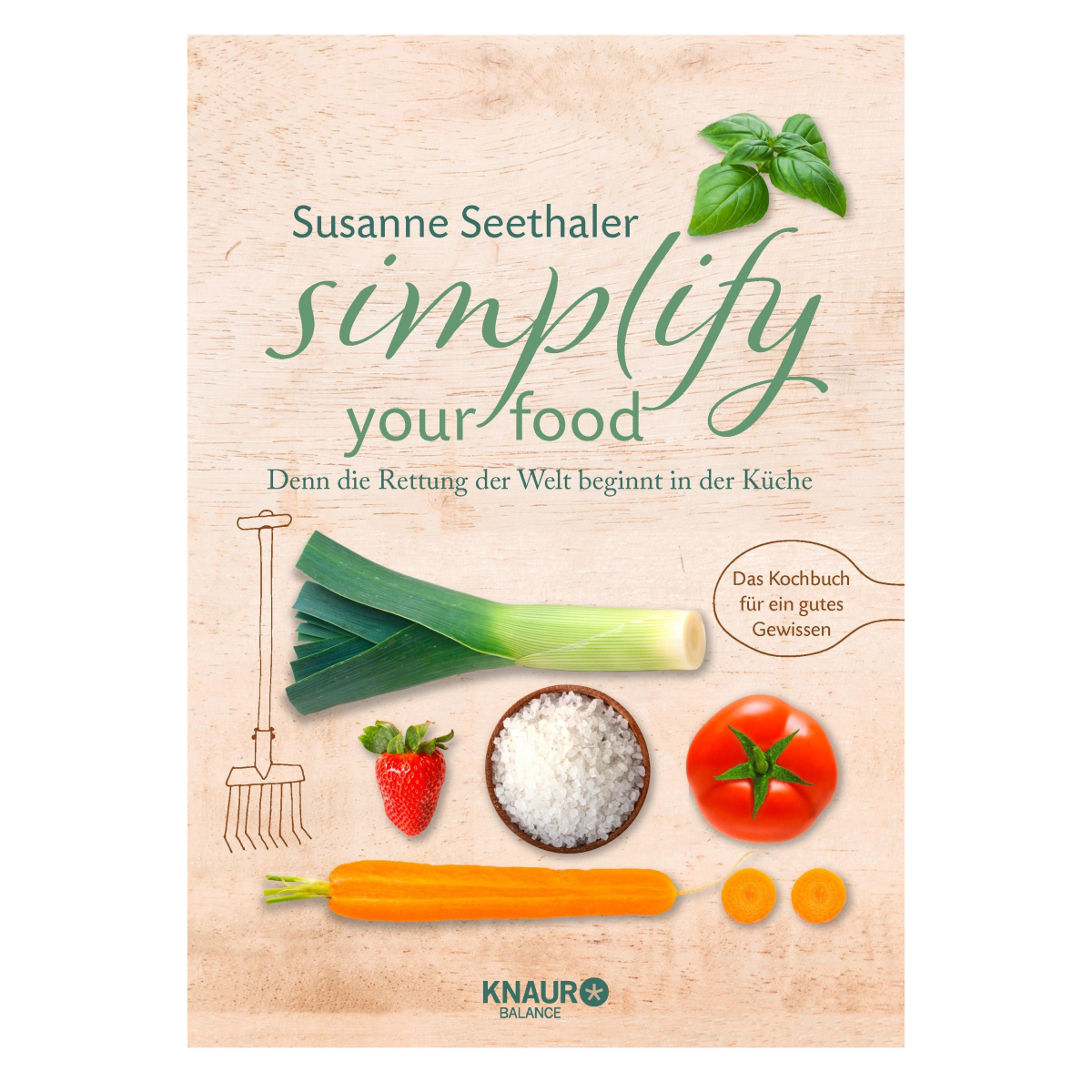 Cover Simplify your food