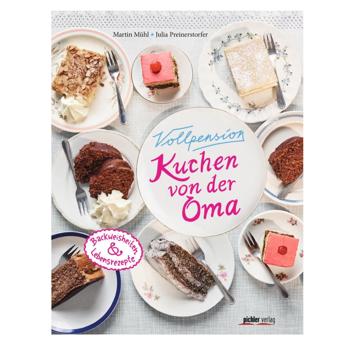 Cover Vollpension Kuchen von der Oma
