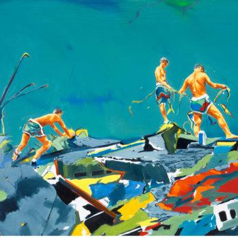 Galerie Crone Berlin Norbert Bisky Upload