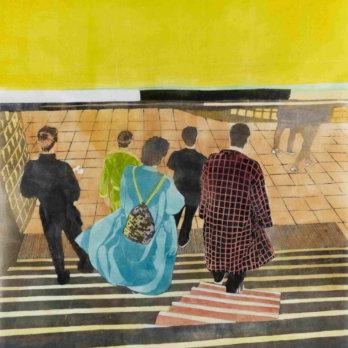Galerie Kuchling Berlin - Uta Zaumseil