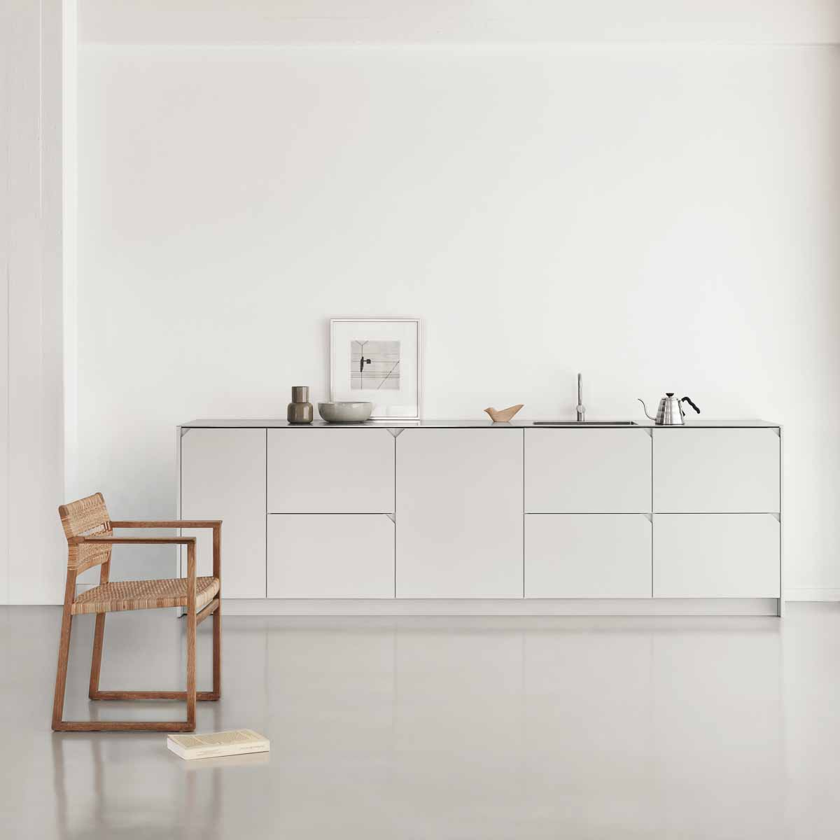 Kitchen Fronts By Reform Out Of Copenhagen Creme Berlin Berlin