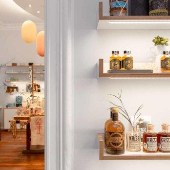 Muoto Café Concept Store und Schokoladen in Kreuzberg-1